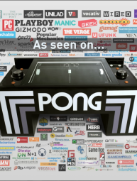 ATARI PONG Coffee Table