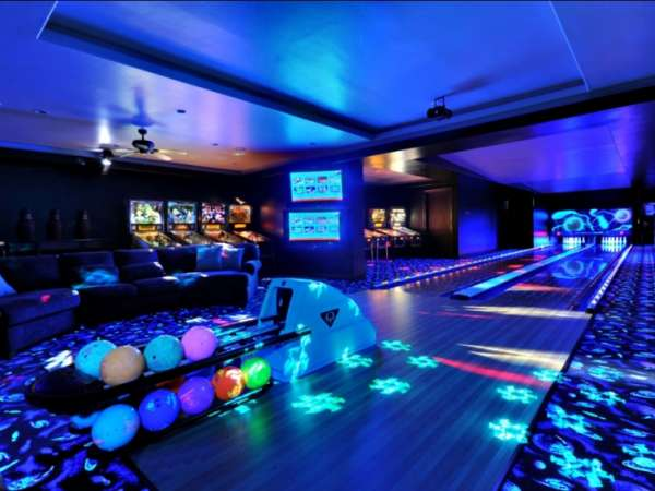 Bowling in Iasi - Private HOUSE
