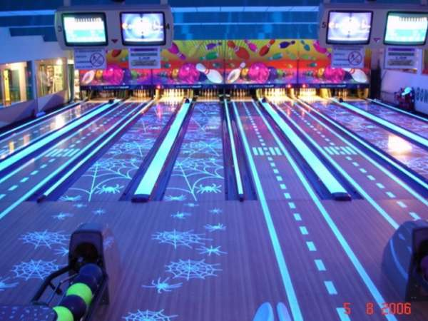 Bowling Arena Bolintin Vale