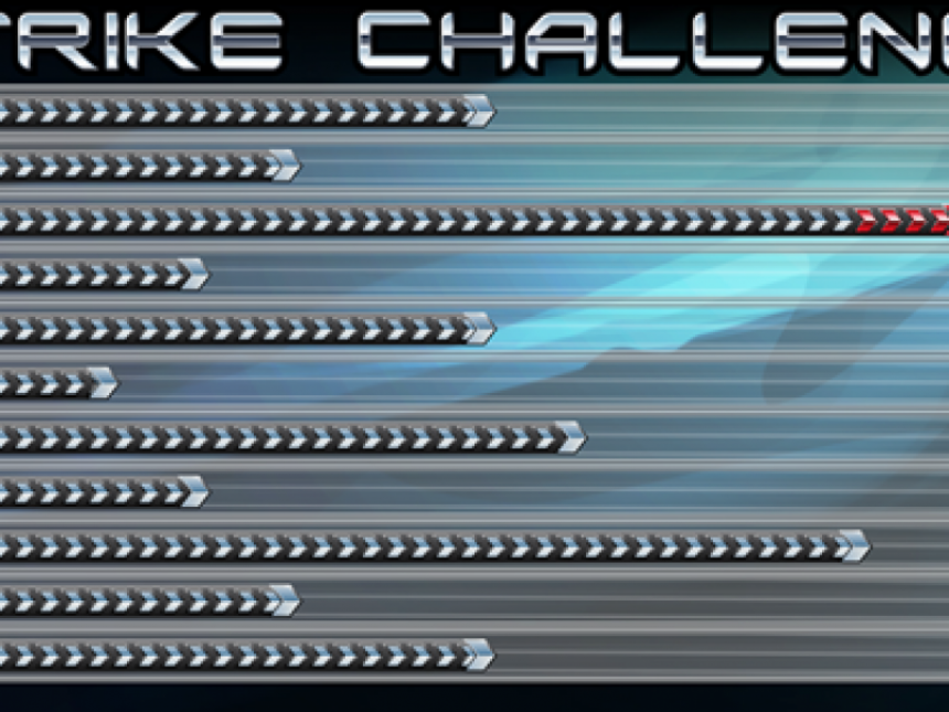 Strike Challenge Race
