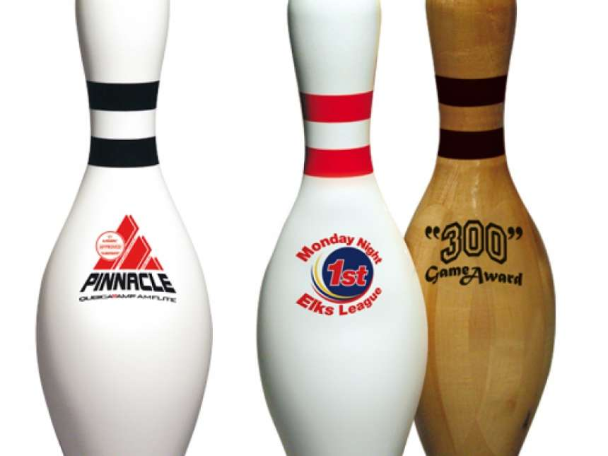 Pinnacle, Custom Logo and Trophy Pins